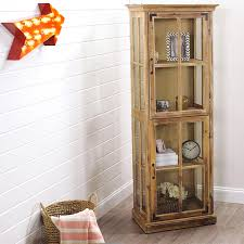 wall curio cabinet shadow box display case shelf small with glass doors for miniatures