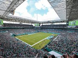 Sun Life Stadium Virtual Seating Chart Dolphins Vs Bengals Tickets Dec 22 In Miami Gardens Seatgeek