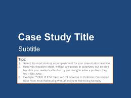 study presentation guidelines SlideShare