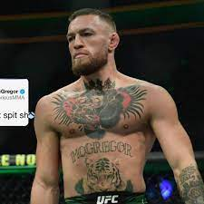 Conor McGregor mocked by UFC fans on ...