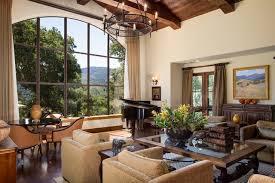 santa lucia preserve carmel california mediterranean living room