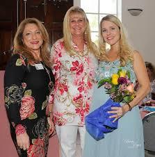 Kim Sizemore - president, Carol Harris, chair of DCFB Women's ...