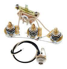 emerson custom st 5 way 250k prewired kit