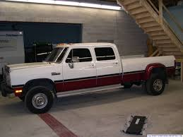 W350 Crew Cab - The ultimate first gen - Pics and history