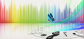 background music. Modren Music Colorful Lines Background Music Intended Background Music