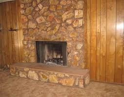 i need help for my ugly stone fireplace can i paint it