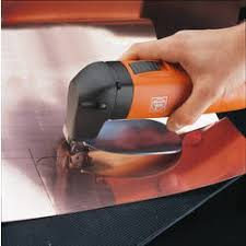 sheet metal power tools. cut out tools sheet metal power
