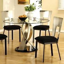 glass kitchen tables round glass kitchen table and chairs glass top dining table set 6 chairs rectangular glass top kitchen tables