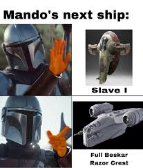 The second season of the american television series the mandalorian stars pedro pascal as the title character, a bounty hunter trying to return the child to his people, the jedi. 30 Of The Best Mandalorian Season 2 Memes We Had Time To Find