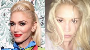 gwen stefani reveals herself without makeup and she s gorgeous today