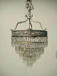 antique crystal chandelier appraisal chandelier
