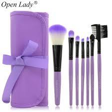 7pcs kits makeup brushes professional set cosmetics brand makeup brush tools foundation brush for face make