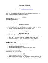 Implementation Consultant Resume. Chris M. Schenk 15605 Cardinal Nest Dr.   Edmond, OK 73013 317.902.