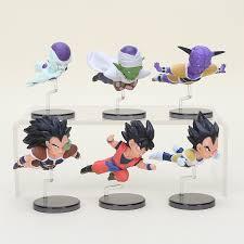 <b>6pcs</b>/set <b>Dragon Ball</b> Z The Historical Characters Goku Majin Buu ...