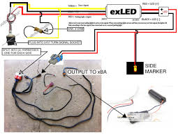 similiar train signals wiring for led lights keywords led turn signal causes all lights to flash hidplanet the official