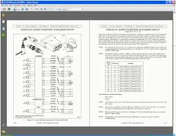 similiar allison gen 4 wiring diagrams keywords allison transmission wtec ii electronic controls pdf doc covers the