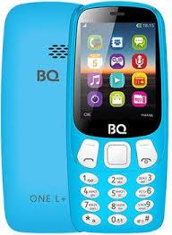 Мобильный телефон BQ BQ-2442 One L+ Blue - Мега-техника
