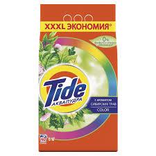 Купить <b>Стиральный порошок автомат</b> 6 кг TIDE (<b>Тайд</b> ...
