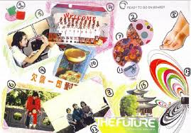 Example Of A Collage Example Of A Collage Constructed In A Clet Project With