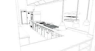 Plan Cuisine Professionnelle Cuisines La Logiciel Plan Cuisine