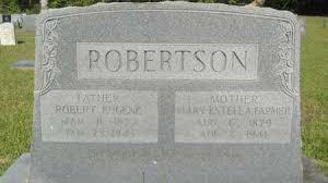 ROBERTSON, ROBERT EUGENE - Columbia County, Arkansas | ROBERT EUGENE  ROBERTSON - Arkansas Gravestone Photos