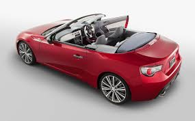 Toyota 86 Convertible on local wish list - Photos (1 of 7)