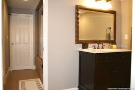 Basement Bathroom Renovation Remodeling By Basements  Beyond - Basement bathroom remodel