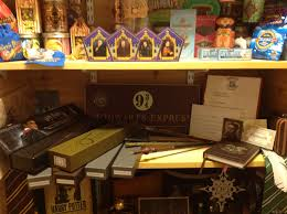 harry potter cupboard under the stairs shelf 3