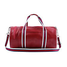 china long trap leather gym duffle bag men sports bag china men sports bag business handbag for man