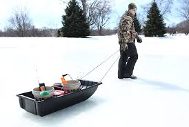 best utility snow sled