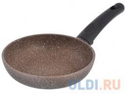 <b>Сковорода Tima</b> AT-1124 ART Granit <b>24 см</b> алюминий — купить по ...