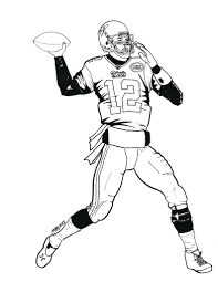 Patriots Logo Coloring Pages New Sheets Free Printable England