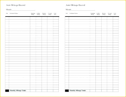 Printable Mileage Chart Excel Percentage Calculator Template Mymuso Co