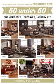 triple play reclining sofa best decoration mart hours of operation springfield mo store hourssofa