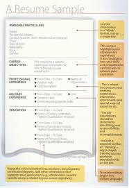 how to write a resume singapore singapore jobs resume samples