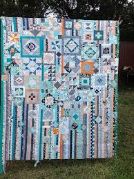 Gypsy Wife Quilt Pattern Delectable Gypsy Wife Quilt Pattern Booklet By Jen Kingwell