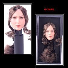 <b>GACTOYS GC003 Jennifer Lawrence</b> Type B 1/6 Scale Female ...