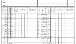 Golf Score Card Template Tennis Scorecard Template Sponsored Links Usta Tennis Scorecard Template