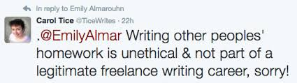 if you re interested in academic writing this first academic writing tweet response