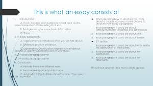th grade english weeks agenda journal venn diagram this is what an essay consists of i introduction a