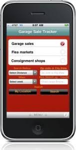 Sales Tracker App 5 Iphone Apps For Finding Great Garage Sales