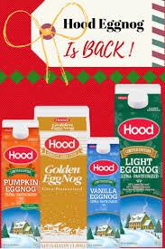 Hood Light Eggnog Get Ready Hood Eggnog Is Back Easy Recipes Four