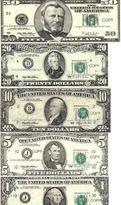 Free Money Templates Interesting Printable Fake Money The Free Printable Fake Money Template Or Free