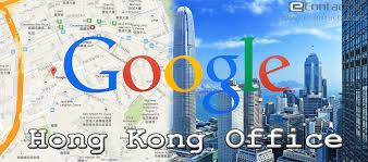 google office contact. google office in hong kong contact