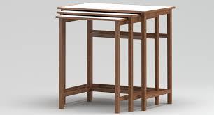 Style Coffee Table Japanese Style Coffee Table 3d Model Max Obj Fbx Mtl Cgtradercom