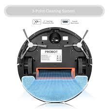 Robot hút bụi lau nhà Probot Nelson A6, probot nelson a6, nelson a6, may hut  bui nelson a6, - Đẳng Cấp Digital