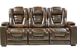 mor furniture stores in san go ca eric church highway to home renegade brown leather power plus reclining sofa mor furniture san go mor furniture store in salem oregon