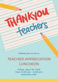 Back To School Invitation Template Customize 114 Luncheon Invitation Templates Online Canva