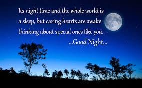Beautiful Good Night Quote Hd Wallpapers Hd Wallpapers