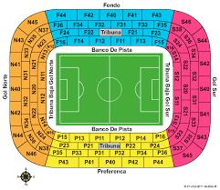 Fc Barcelona Seating Chart Fc Barcelona Tickets Seating Chart Estadio Ramon Sanchez